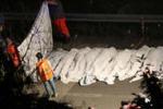 Napoli-Bari, bus nella scarpata: 38 vittime accertate, 10 feriti