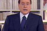 Il videomessaggio integrale di Silvio Berlusconi