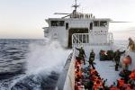Sbarcata al porto di Augusta una nave con 280 migranti
