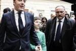 Giuramento del nuovo Governo Renzi: le immagini della diretta