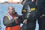 Schettino risale sulla Concordia a due anni dal naufragio