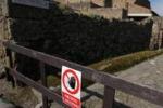 Pompei, scomparso l'affresco nella domus di Nettuno