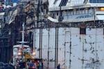 La Costa Concordia torna a galla: le immagini