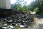 Palermo, la discarica va a fuoco: paura tra i residenti