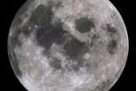 """E' stata la notte della """"Super Luna"""". Appuntamento rinviato con le stelle cadenti"""