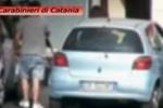 Catania, arrestato esponente dei Santapaola: il video