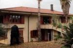 Sede dei giornalisti nell'ex villa di Riina