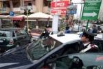 Racket a Palermo, danni al bar Ciro's