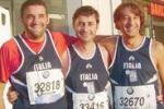 Tre leonfortesi protagonisti alla Maratona di Berlino