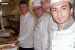 Cucina, studenti ennesi a Londra per uno stage di lavoro