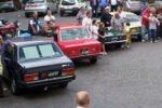 Enna, auto d'epoca in piazza per un calendario solidale