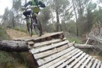 Mountain bike, gare di enduro a Piazza Armerina