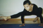 Yoga, workshop ad Enna con Tina Pizzimenti