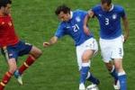 Calcio, l'Italia sul maxischermo ad Enna