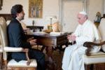 L'ennese Martinez in udienza privata da papa Francesco