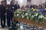 Concordia, le immagini dell'ultimo addio alla Trecarichi