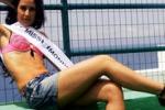 Agira, Alessandra ferma la sua corsa per Miss Mondo Italia