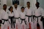 Karate ad Enna, test superati per gli allievi della Seiken