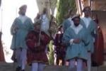 Corteo a Nicosia per ricordare la visita di Carlo V