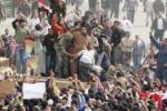 Egitto, le immagini della protesta