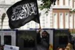 Rabbia islamica contro l'Occidente, le immagini