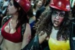 Marcia degli zombie in Venezuela