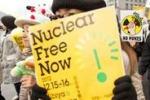 A Tokyo si manifesta contro il nucleare