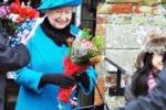 Natale a Londra, gli auguri della regina quest'anno in 3D