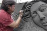 El Salvador, il festival delle strutture di sabbia