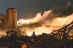 Esplode fabbrica di fertilizzanti in Texas: le foto della tragedia