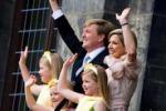 Guglielmo Alessandro al trono d'Olanda: e' il re piu' giovane d'Europa