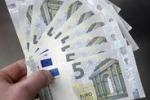 Arriva la nuova banconota da cinque euro