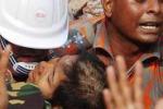 Bangladesh, la storia di Reshma: viva dopo 17 giorni tra le macerie