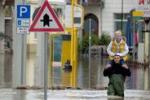 Il maltempo flagella l'Europa centrale, morti e dispersi