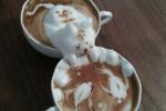 Arriva dal Giappone l'arte del cappuccino in 3D
