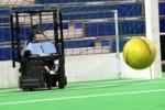 RoboCup 2013, ad Eindhoven i robot si sfidano a calcio
