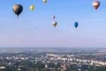 In Ungheria il 33esimo campionato di volo in mongolfiera