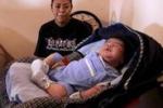 Bimbo gigante nato in Messico: pesa 6,6 chilogrammi