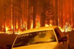 Yosemite in fiamme: San Francisco a rischio black out