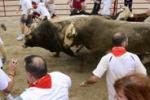 Atlanta, la corsa dei tori: le foto