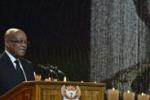 Ultimo saluto a Mandela: si conclude la cerimonia funebre a Qunu