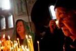 In Georgia l'epifania si festeggia oggi: le foto delle celebrazioni