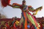 Il capodanno cinese: festa a Pechino