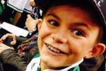 Louis, gira il mondo a 12 anni prima di diventare cieco