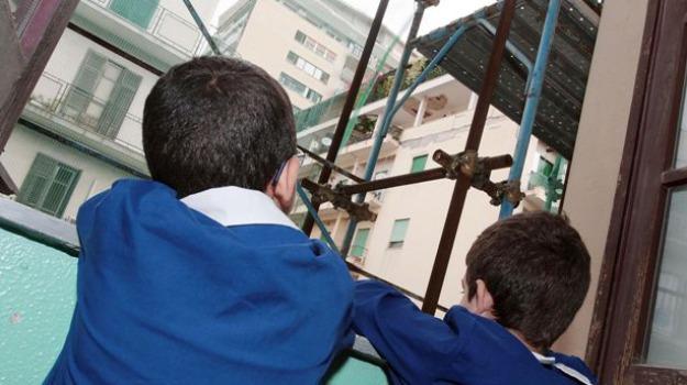 Amministrazione, edilizia scolastica, manutenzione edifici scolastici, scuole, Palermo, Politica