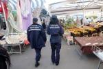 Agrigento, blitz contro gli ambulanti abusivi in via Gioeni