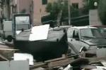 Palermo, discarica e commercianti abusivi in via Li Bassi