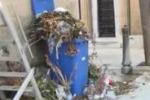 Palermo, cimiteri tra rifiuti e fiori secchi