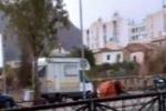 Palermo, nomadi accampati a Brancaccio