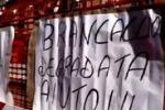 Palermo, protesta a Brancaccio